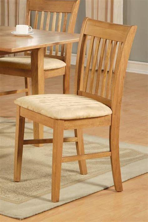 norfolk dinette kitchen dining chair  cushion seat
