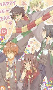 Harry Potter Mobile Wallpaper #939486 - Zerochan Anime ...