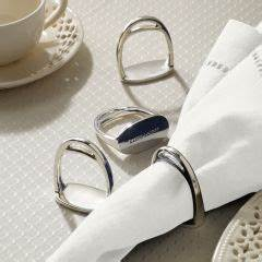 Derbyshire Napkin Ring Set - Ralph Lauren Home Serving ...