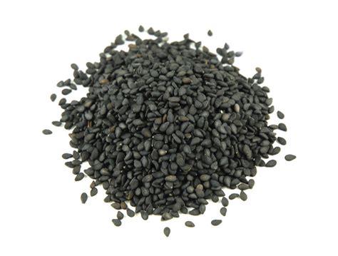 Off White Kitchen Ideas - black sesame seeds savory spice