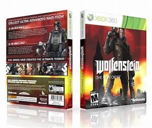 Wolfenstein: The New Order Xbox 360 Box Art Cover by LastLight