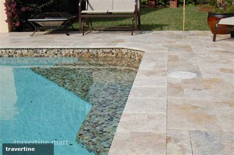 3 Reasons Why Travertine Pavers Are Perfect For A Pool