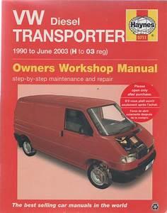 Volkswagen Vw Diesel Transporter T4 Petrol 1990