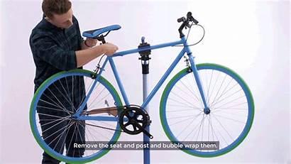 Bike Bicycle Saddle Remove Help Parcelforce Advice