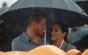 Duke and Duchess of Sussex bring UK weather to drought-hit ...