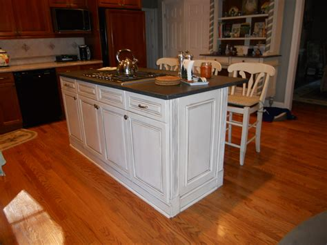 Island Kitchen Cabinet Painting by Kitchen Cherry Cabinets White Island Search