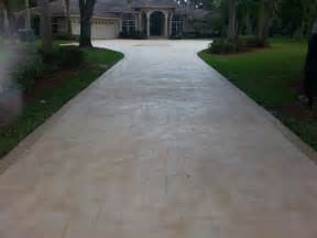 Can You Stain A Painted Deck by Driveway Restoration Painting Sealing Eagle Concrete