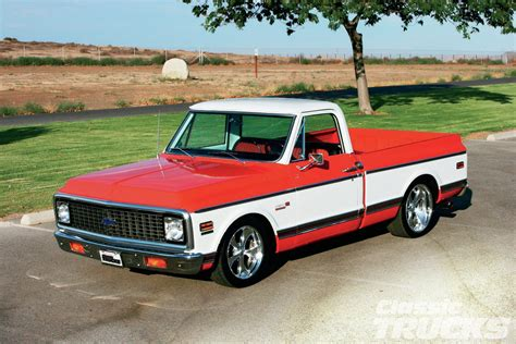 1972 Chevrolet Truck by 1972 Chevy C10 On Second Thought Rod Network