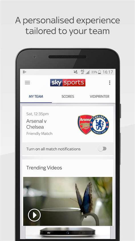 Sky Sports Football Score Centre for Android - APK Download