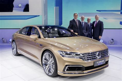 vw phaeton concept    auto car update