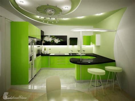 fresh kitchen  green design  koshkina elena