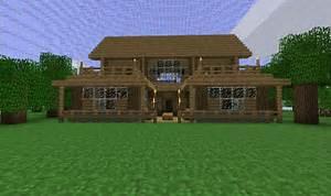 Minecraft Maison En Bois Facile