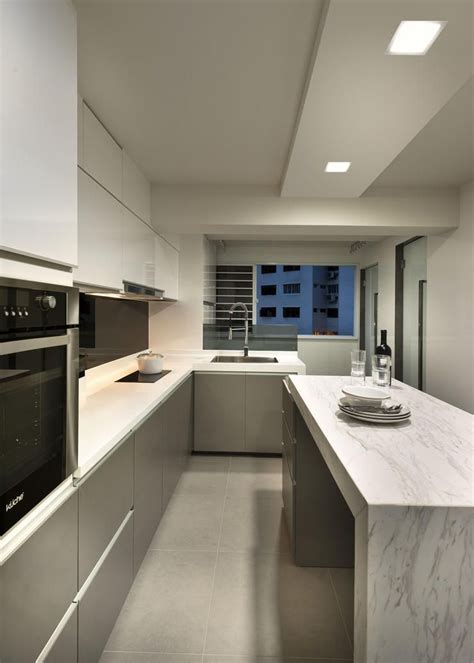 view kitchen designs kitchen island in a hdb seriously possible won t it make 3148