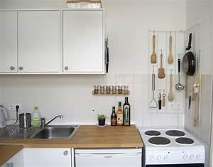 Küchen Für Kleine Räume : minik che einrichten ~ Sanjose-hotels-ca.com Haus und Dekorationen