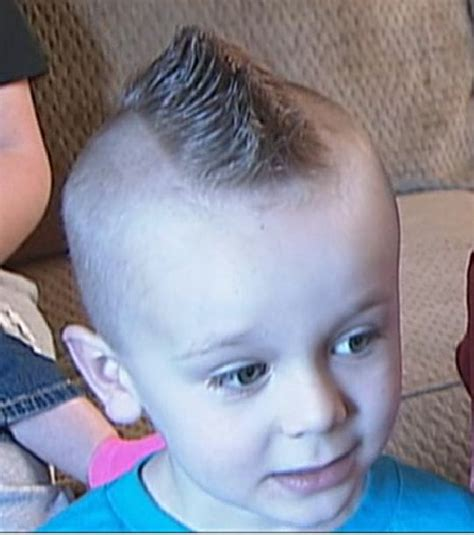 Kid Mohawk Hairstyles by 24 Mohawk Haircut Pictures Learn Haircuts