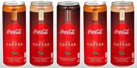 It was launched in 1936 in mexico and stars in many coffee liquor drinks such as the black russian and white russian. Coca-Cola With Coffee Is Coming To Stores This Year In 3 Different Flavors