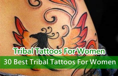 tribal tattoos  women