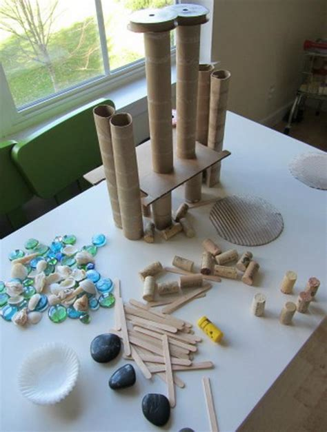 10+ Homemade Building Themed Toilet Paper Roll Crafts Hative