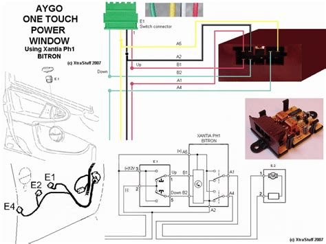 Peugeot 107 Radio Wiring Diagram by The Citybug One Touch Power Windows