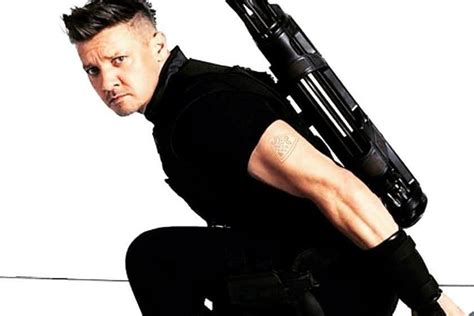 Hawkeye Present With His New Appearance Avengers