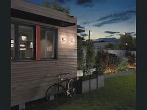10 idees d39eclairage exterieur pour la maison habitatpresto With eclairage exterieur pour arbre 3 decoration amp eclairage leroy merlin