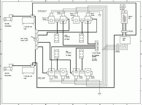 Air Bag Wiring Diagram by Airbag Suspension Valve Wiring Diagram Air Ride Solenoid