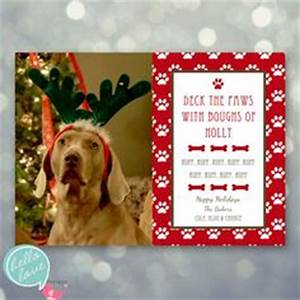 1000 images about Dog Christmas Cards on Pinterest