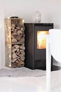 Regal Für Brennholz : brennholzlagerung im wohnzimmer fein und leicht gemacht wohnideen und dekoration ~ Eleganceandgraceweddings.com Haus und Dekorationen