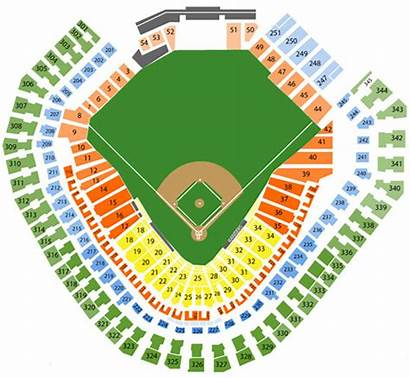 Seating Globe Rangers Chart Texas Park Field
