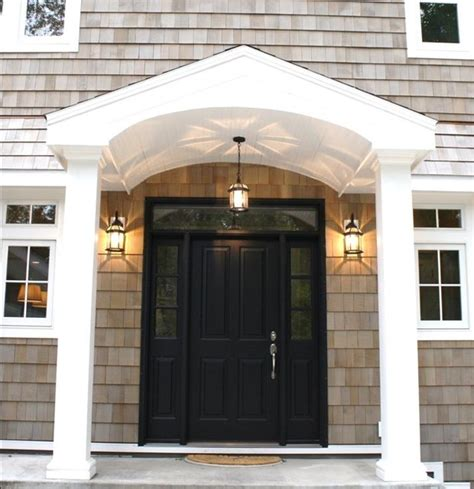 dutch colonial traditional entry grand rapids  heidi hornaday architect pc