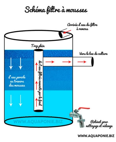 fabriquer ses filtres en aquaponie aquaponie