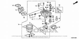Honda Frc800 An Rototiller  Jpn  Vin  Fahj