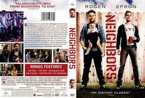 Neighbors DVD Cover (2014) R1