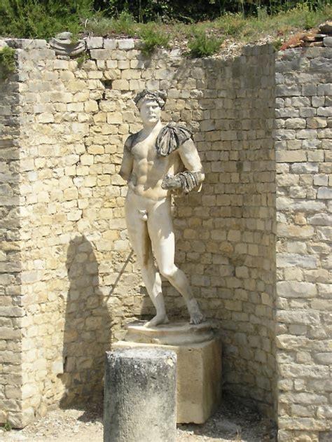 chambre d hote ardeche photo archéologie à vaison la romaine