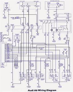 2000 Audi A6 System Wiring Diagram