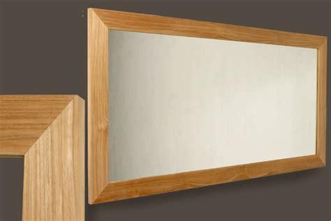 Teak And Oak Bathroom Furniture| Mirrors