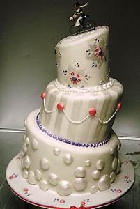Whimsical Wedding Cake Decoration Wedding Cake - Cake