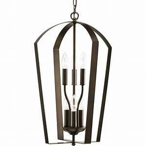 Progress lighting gather collection light antique bronze