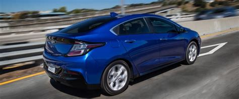 2018 Chevy Volt Changes, Updates, New Featues  Gm Authority