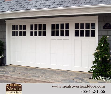 Craftsman Style Custom Garage Doors, Designs And