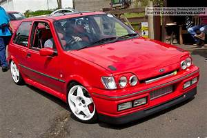 Ford Fiesta Mk3 : ford fiesta mk3 rs turbo h410unv retro rides gathering 2017 retro motoring ~ Voncanada.com Idées de Décoration