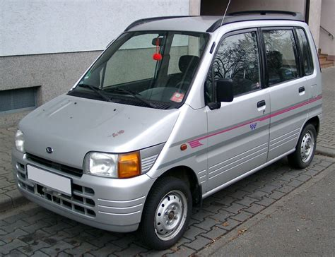 Daihatsu Move History, Photos On Better Parts Ltd