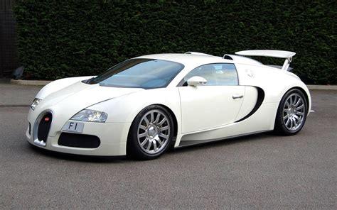 Bugatti Veyron F1 2009 Wallpaper