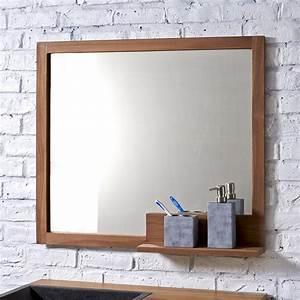 cuisine miroir salle de bains bois large choix de With miroir salle de bain bois leroy merlin