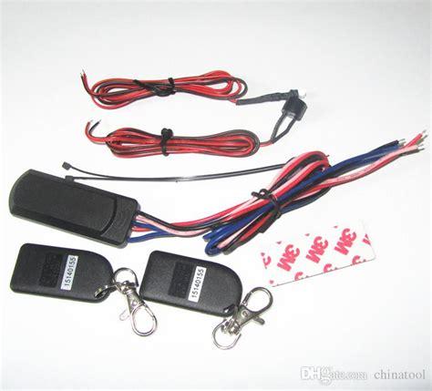Rfid Ghz Car Immobilizer System Alarm