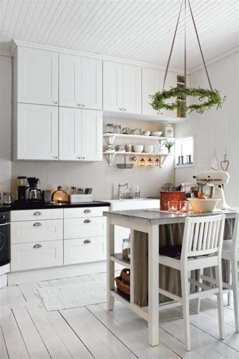 scandinavian country kitchen come arredare casa in stile nordico la figurina 2110
