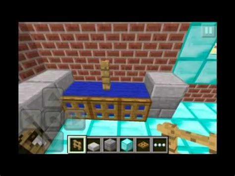 Minecraft Kitchen Ideas Pe by Minecraft Pe How To Build A Kitchen Tutorial