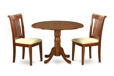 best small drop leaf table and 2 chairs a listly list