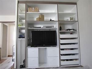 Rangement Placard Chambre Ikea