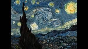 Starry Night Animation Youtube